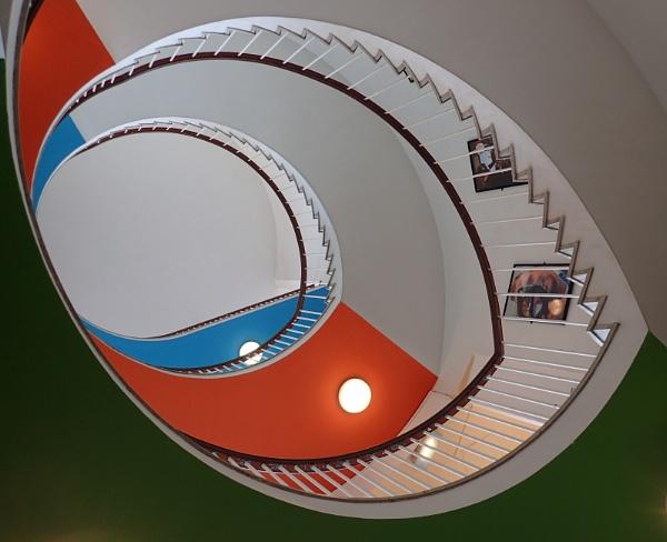 Stairing eye by nclark