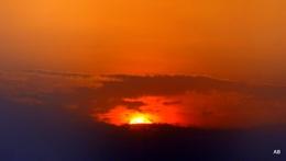 """ THE SUMMER SUN-SET """