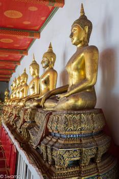 Buddha Status - Bangkok
