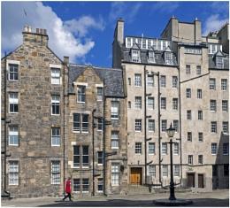 Mine's Court, Edinburgh
