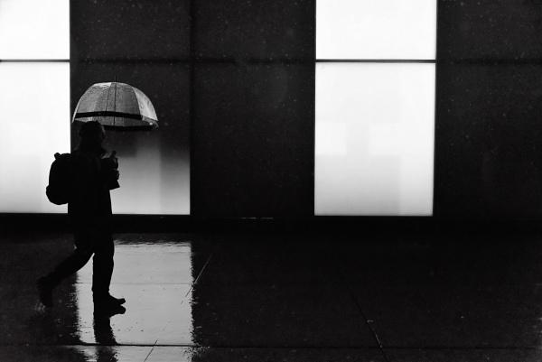 In the dark by djh698
