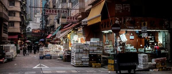 Box Street by JohnnyG