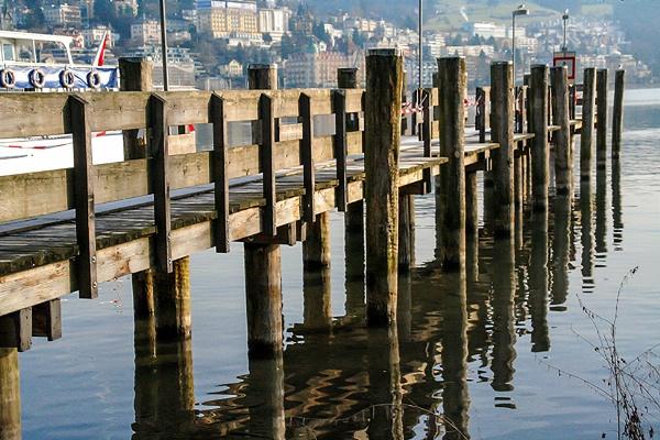 Pier by manicam