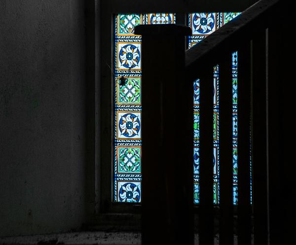 Through The Broken Window by kaybee