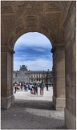 Through the arch way by ColleenA