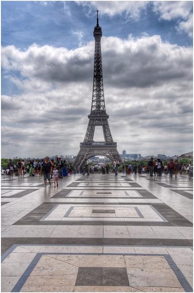 Iconic Paris by ColleenA