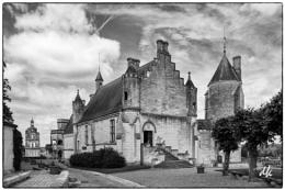 Loches, royal palace