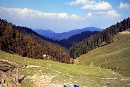 Shikari Devi Base Camp