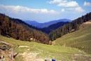 Shikari Devi Base Camp by Bantu
