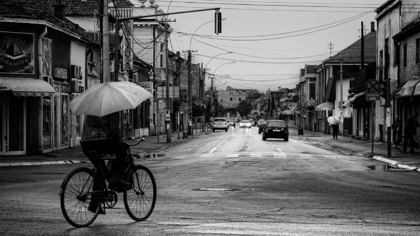 Urban Scene CXXXIII by MileJanjic