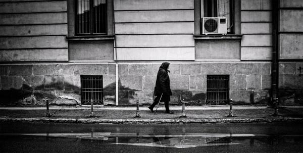 Urban Scene CXXXV by MileJanjic