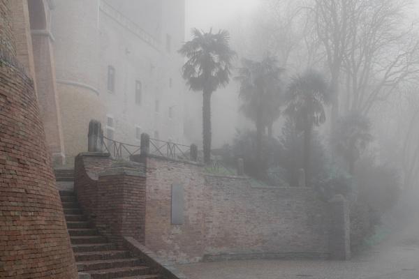 Urbino, Duke\'s palace by larcx