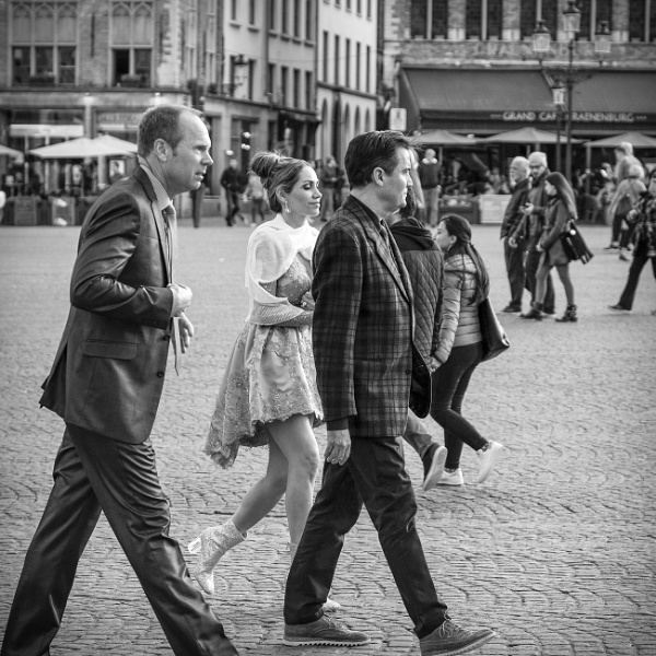 When streetphotography became paparazzi by Drummerdelight
