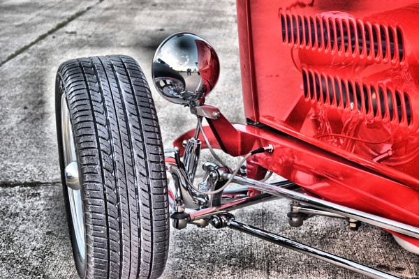 32 Ford Roadster by Pugsley