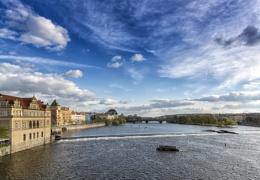 River Vlatava