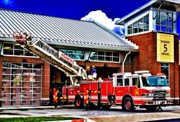 Photo : Roanoke City Fire Company 5