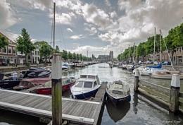 Harbour of Dordrecht