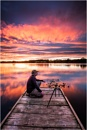 Fishing in the flame by sherlob