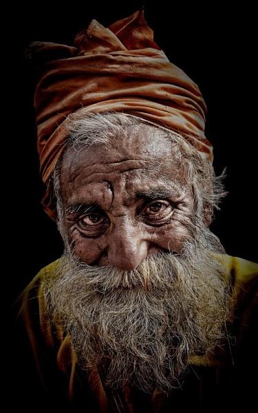 cross-eyed pilgrim by sawsengee