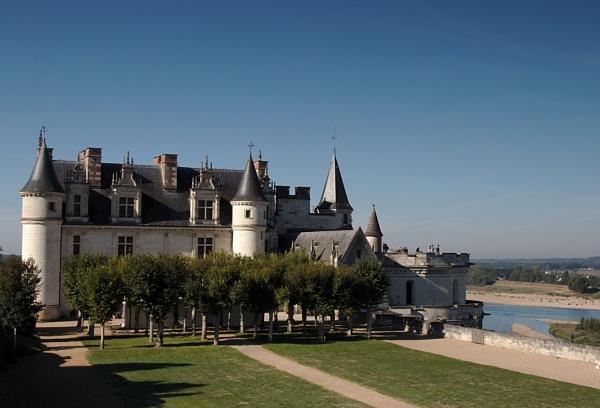 Chateau dAmboise by Steven_Tyrer