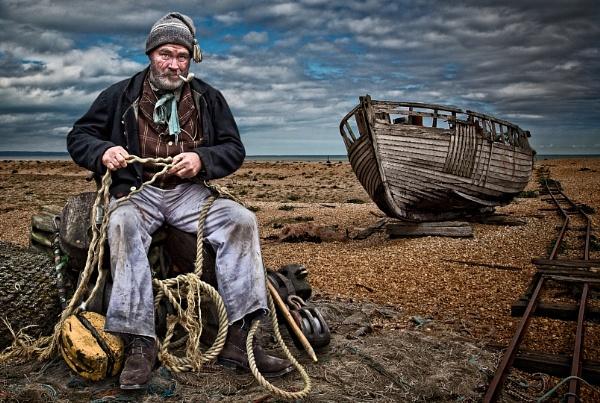 Boat repairs by Draig37