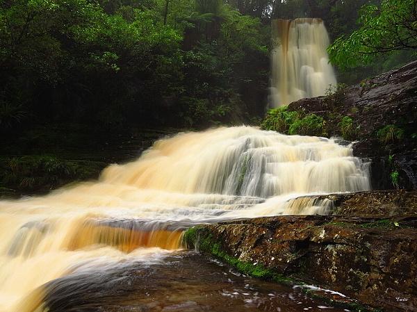 McLean Falls 1 by DevilsAdvocate