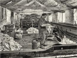 Woolen mill.