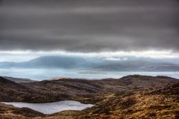 Across Torridon to Skye