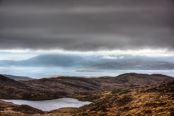 Across Torridon to Skye by AndrewAlbert
