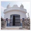 Inauguration of Mandir by prabhusinha