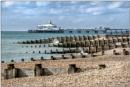 Eastbourne Pier by TrevBatWCC