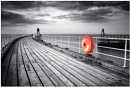 Whitby Pier by Morgs