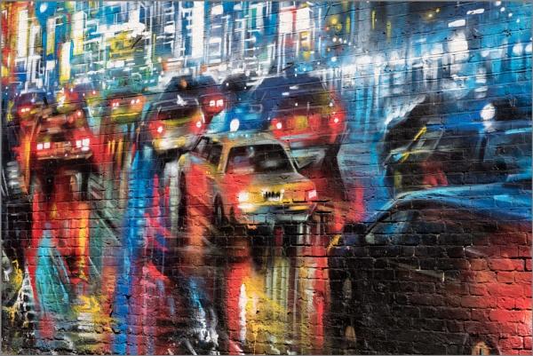 Camden street art 6 by rambler