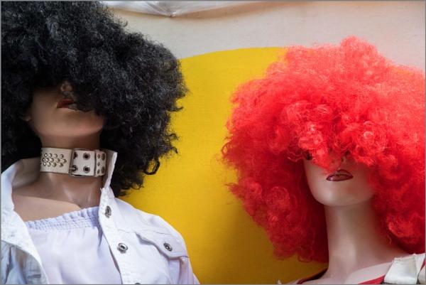 Bad hair day by rambler