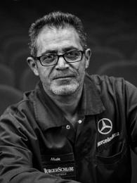 A Portrait: Davut Atak