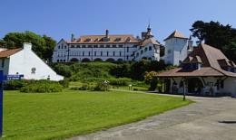 The Monastery, Caldy Island.