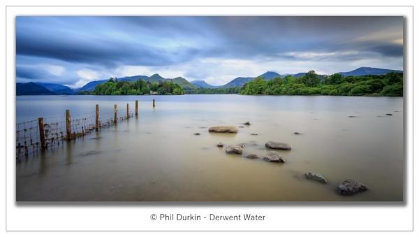Derwent Water by Philpot