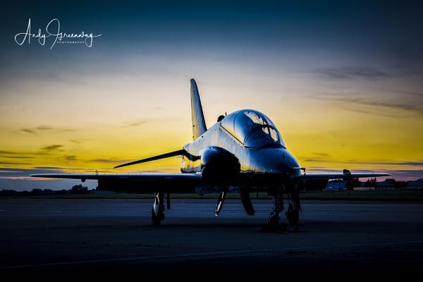 Night Hawk by AndyGreenway