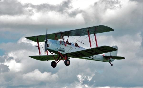 DH Tiger Moth by af1