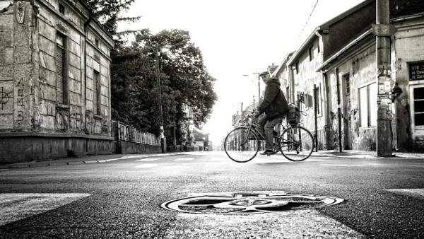 Urban Scene CXXXIX by MileJanjic