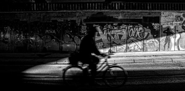Urban Scene CXLI by MileJanjic