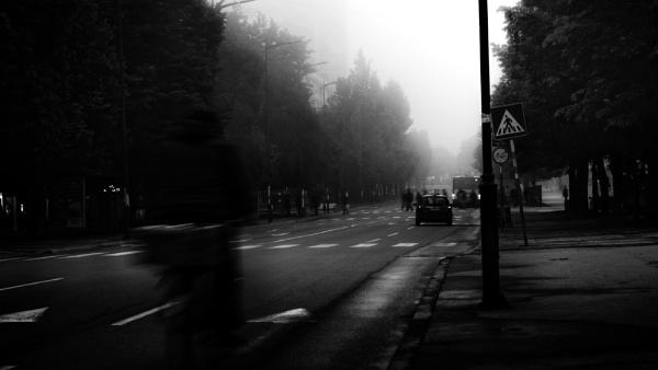 Urban Scene CXLII by MileJanjic