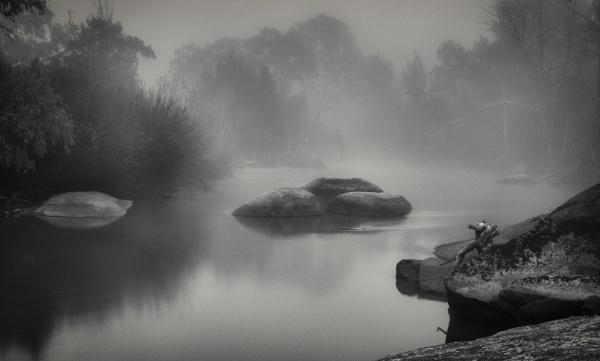 Resolve, Murrumbidgee River by BobinAus