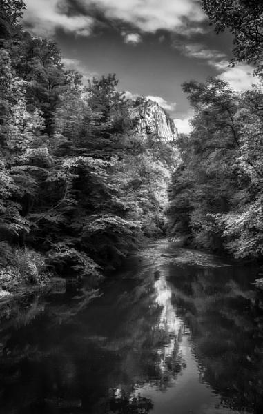 River Derwent Reflection by Legend147