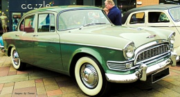 The Humber Super Snipe.