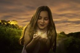 she wanted magic, i gave her magic!