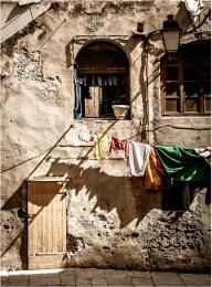 Corsican windows