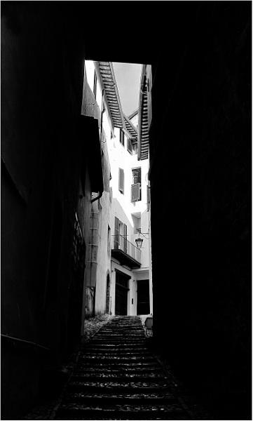 Spoleto alley by KingBee