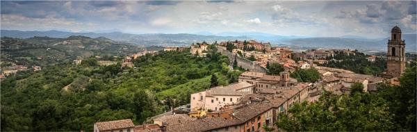 Perugia by KingBee