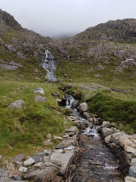Mount Snowdon by StephenDM